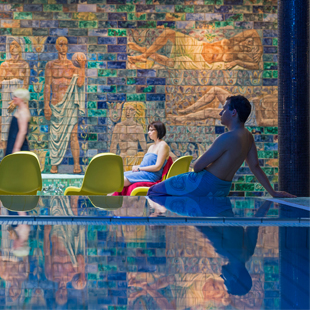 Vierordtbad Therme Karlsruhe